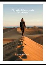Journaux et magazines club med voyage : Circuits Découverte  Hiver-Été 2020