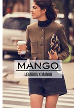 Catalogues et collections MANGO : Leandra x Mango