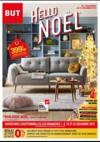 Prospectus But Aulnay sous bois : Hello Noël