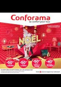 Promos et remises Conforama BALMA : Un Noël comme jamais