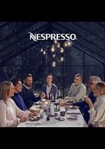 Prospectus Nespresso : Die neuesten Nespresso Produkte