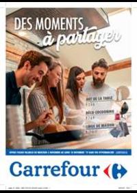 Prospectus Carrefour Express BRUXELLES Beurre : Des moments a partager
