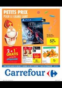 Prospectus Carrefour Express MACHELEN Peetersstraat : Petits prix pour le grand Saint