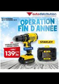 Prospectus auto distribution SANNOIS : Opération Fin D'Année
