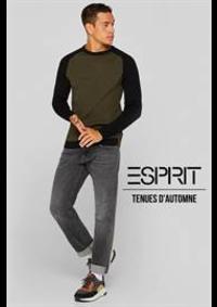 Catalogues et collections Esprit VÉLIZY-VILLACOUBLAY 2 Avenue de l'Europe : Tenues d'Automne