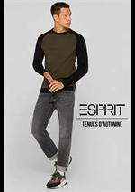 Catalogues et collections Esprit : Tenues d'Automne