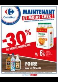 Prospectus Carrefour Montreuil : Foire aux alcools