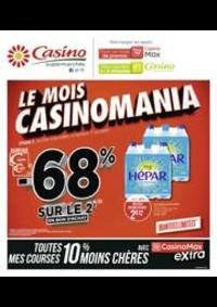 Prospectus Supermarchés Casino Le Blanc-Mesnil : Le mois Casinomania