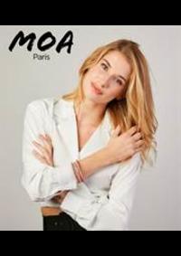 Prospectus Moa ARCUEIL 07 B Place de La Vache Noire : Tendances Femme