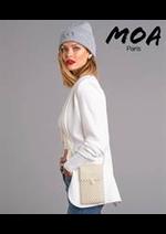 Prospectus Moa : Les Nouveautés Femme