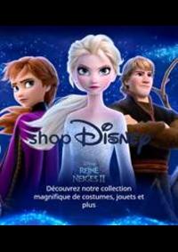 Prospectus Disney Store Champs-Elysées : Les offres Disney