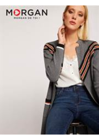 Prospectus Morgan CLAYE SOUILLY : Collection Gilets Femme