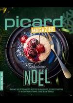 Prospectus Picard : PicardMag decembre