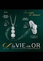 Prospectus Auchan : Instant de Vie Diamants Bijouterie