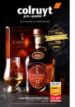 Prospectus Colruyt : Actions Whisky