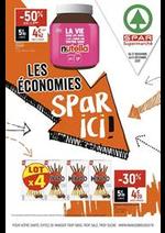 Prospectus Spar : Les économies