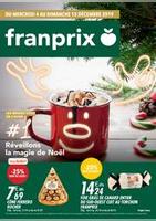 Réveillons la magie de Noël - Franprix
