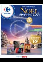 Prospectus Carrefour : Un noël divertissant