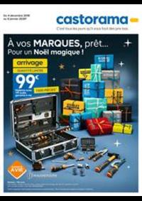 Prospectus Castorama BONDUES : À vos marques, prêt... Pour un Noël magique!