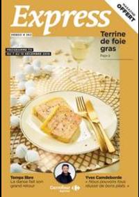 Prospectus Carrefour Express PARIS &quot135 boulevard Voltaire&quot : Express Hebdo S49