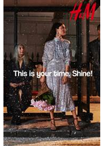 Promos et remises  : This is your time Shine!