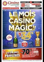 Prospectus  : Le mois casino magic!!