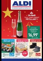 Prospectus Aldi : Un Noël tout simplement pétillant!