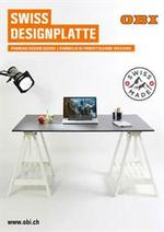 Prospectus OBI : Swiss Designplatte