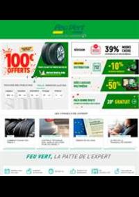 Prospectus Feu Vert MONTESSON : Offres Feu Vert