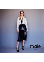 Catalogues et collections Maje : Nouvelle Collection