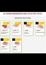 Prospectus Boucherie Renmans : Onze Promoties