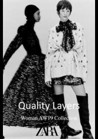 Prospectus ZARA TOULOUSE 25-27 ALSACE LORRAINE : Quality Layers