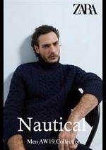 Catalogues et collections ZARA : Nautical Men Collection