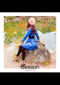 Prospectus Besson Balma : Collection Hiver