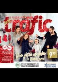 Prospectus Trafic Huy - Tihange : Folder Acties