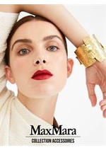 Catalogues et collections Max Mara : Collection Accessoires