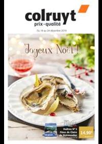 Prospectus Colruyt SAMBREVILLE - JEMEPPE-SUR-SAMBRE : Joyeux Noel