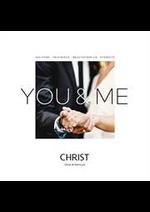 Prospectus CHRIST : Christ Bridal Booklet