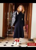 Prospectus Comptoir des cotonniers : Collection Robes