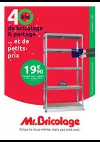 Prospectus Mr Bricolage : Catalogue Mr Bricolage