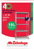 Catalogue Mr Bricolage - Mr Bricolage