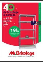 Prospectus  : Catalogue Mr Bricolage