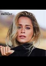 Prospectus Franck Provost : Collection Femme
