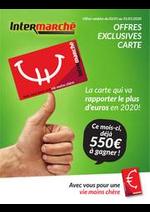 Promos et remises Intermarché : Folder Intermarché