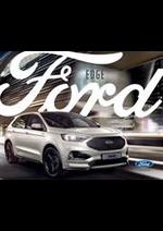 Prospectus  : Ford Edge