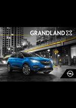Promos et remises  : Opel Grandland X