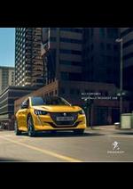 Prospectus Peugeot : Accessoires Peugeot 208
