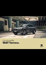 Prospectus Seat : Seat Tarraco