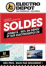 Promos et remises  : SOLDES sur electrodepot.fr