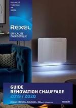 Prospectus Rexel : Guide rénovation chauffage 2019/20